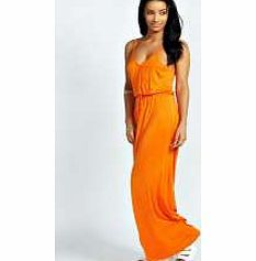 boohoo Maggie Wrap Over Top Strappy Maxi Dress - orange Floaty, floor-sweeping and fashion-forward, the maxi dress is the most-wanted way to make waves this season. Column maxis are cool, drop waist's directional and bold prints bad ass, but easy to wear j http://www.comparestoreprices.co.uk/dresses/boohoo-maggie-wrap-over-top-strappy-maxi-dress--orange.asp