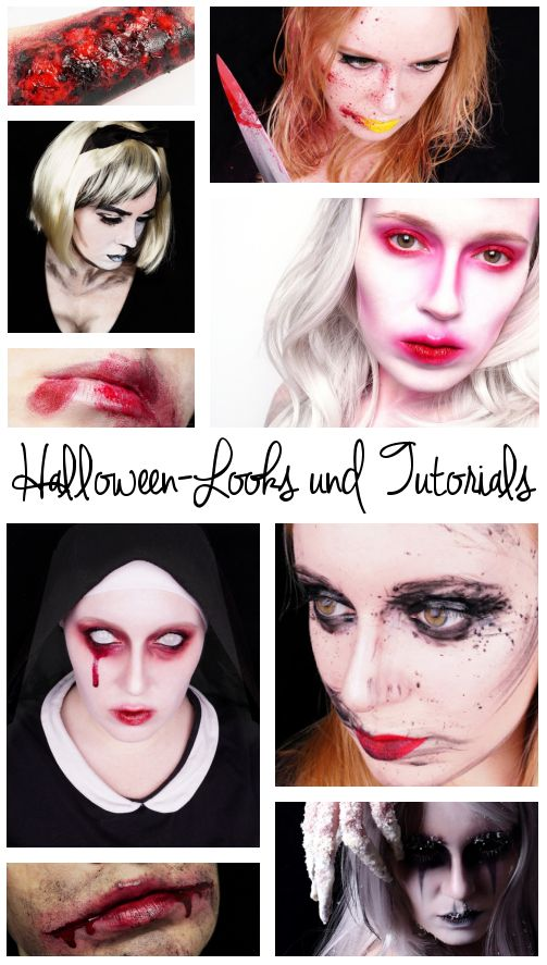 Halloween frisuren selber machen youtube