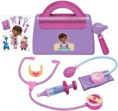 Disney Disney,Доктор Плюшева, Чемоданчик доктора (фиолетовый)