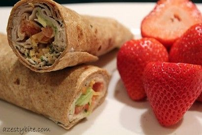 ... images about Wraps-food on Pinterest | Veggie wraps, Veggies and Wraps