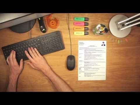 Comment rédiger un CV efficace ? - YouTube