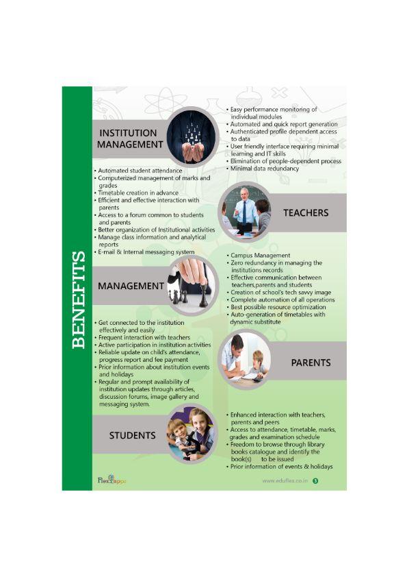 Best Eduflex Brochure Images On   Brochures Colleges