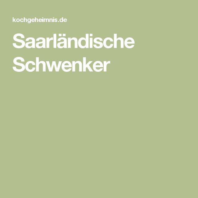 Spectacular Saarl ndische Schwenker Saarland Schwenker Grillen Schwenkbraten