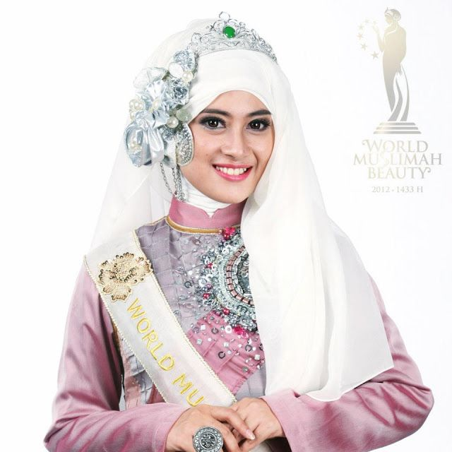 MISS WORLD MUSLIMAH 2012 INDONESIA