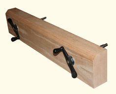 Building a Moxon Vise – by Brandon @ LumberJocks.com ~ woodworking community