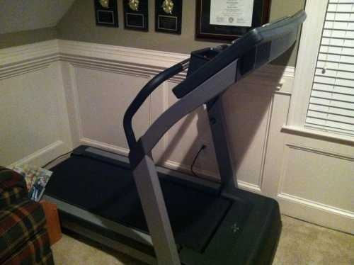 Like new NordicTrack C2050 treadmill for sale. Only used ...