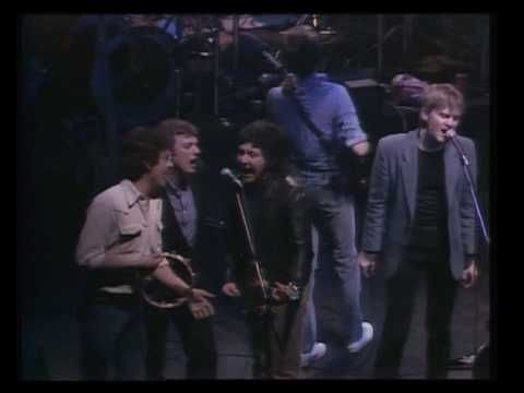 Knocking On Heavens Door - Jimmy Barnes.avi