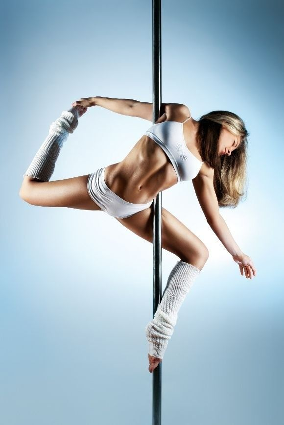 Twisted ballerina. I WILL get this from the pole this week and not just the floor