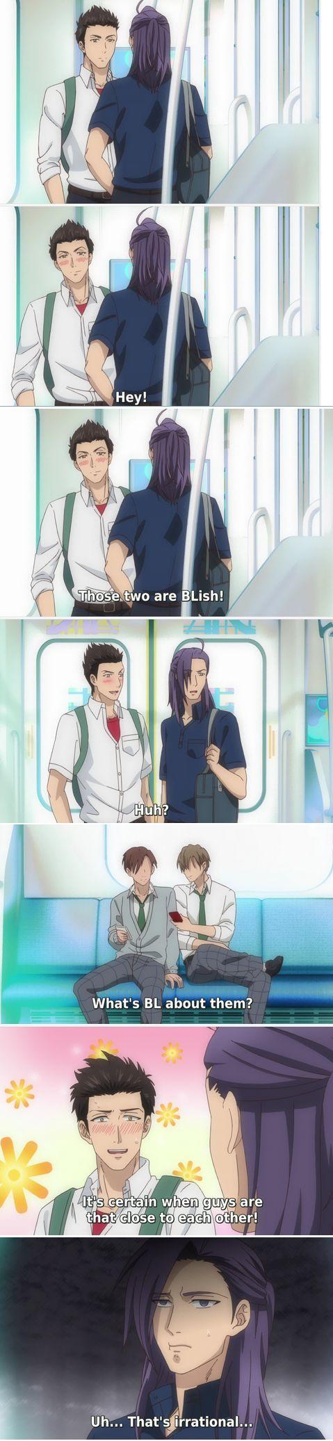 Fudanshi Koukou Seikatsu  ITS NOT IRRATIONAL MY SHIPS WONT SINK!