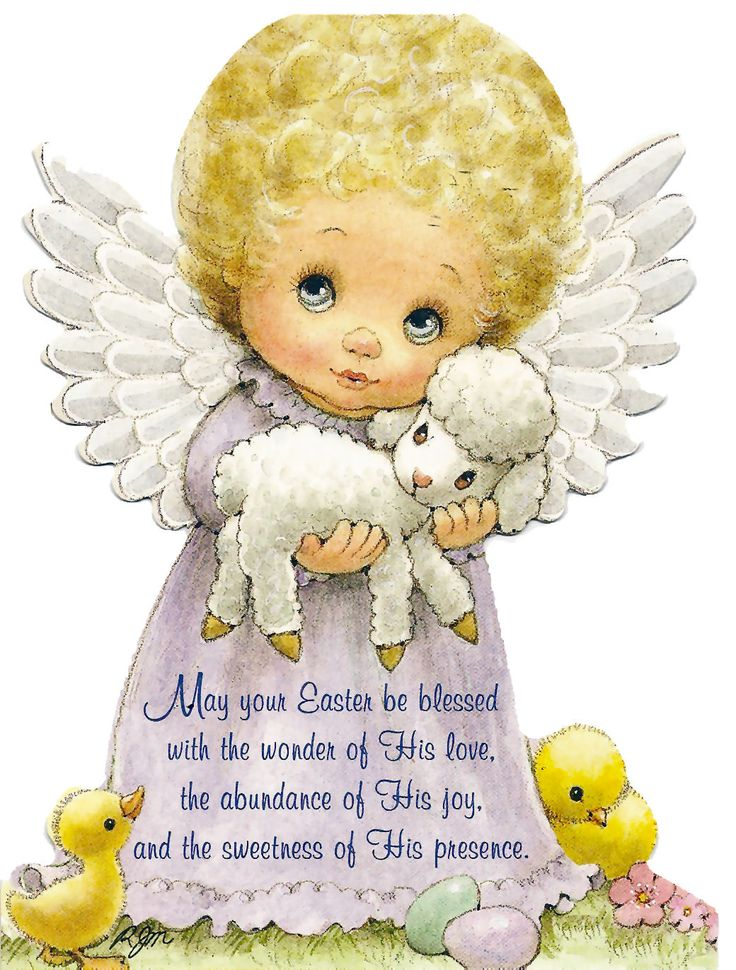 Easter Angel