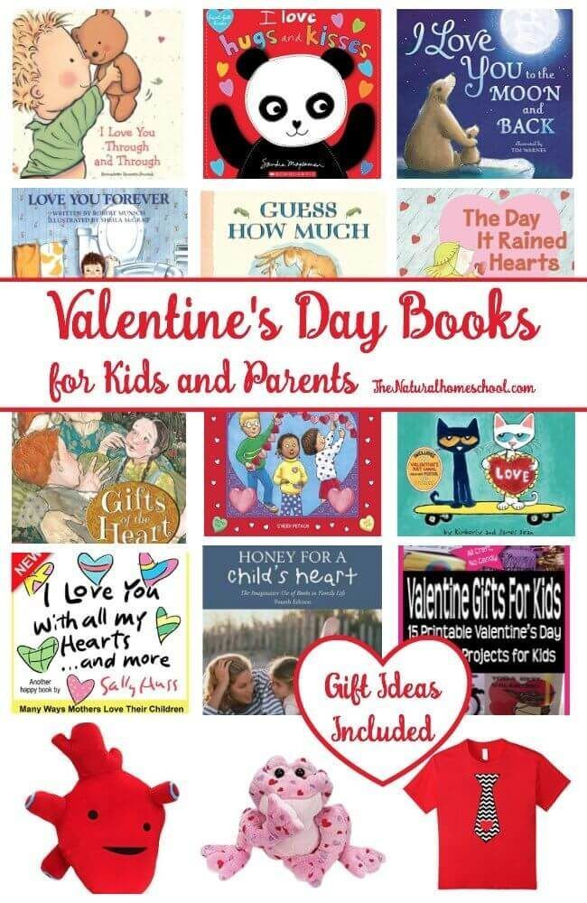 valentines day books for kids and parents gift ideas included