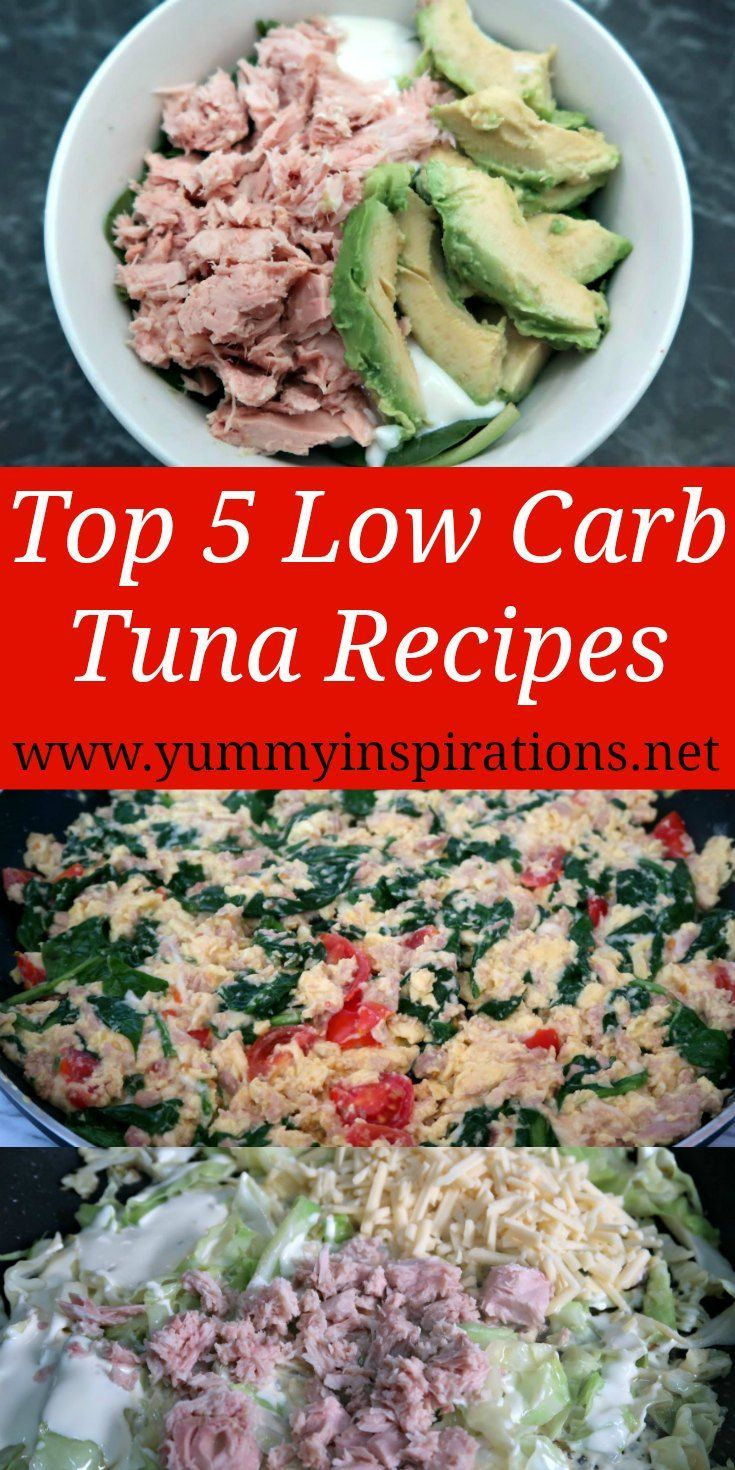 canned tuna good for a keto diet
