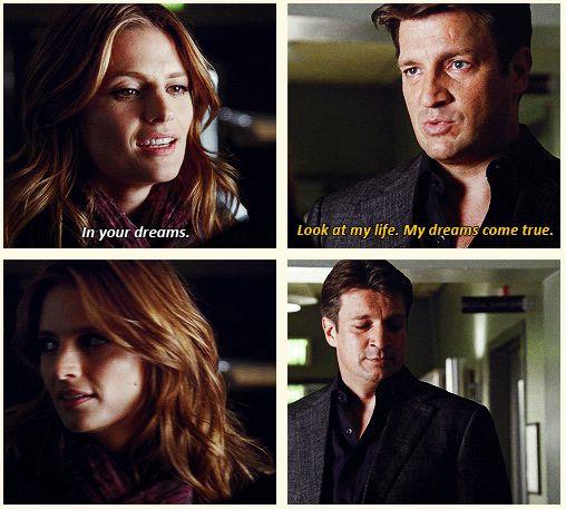 """""""Look at my life. My dreams come true.""""(5x06)"""