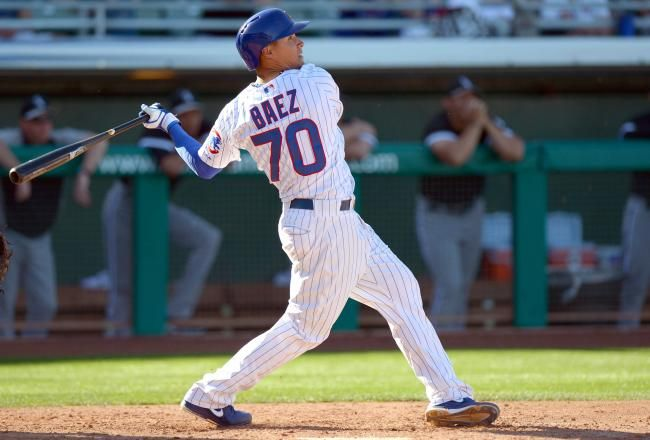 Chicago Cubs Players | Chicago Cubs: Javier Baez Will Be on the Cubs' 2014 Opening Day Roster