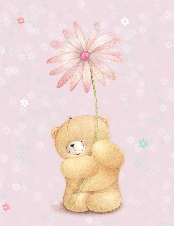 ♥Forever Friends | Cute Smile Bear♥