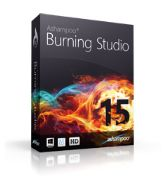 Ashampoo® Burning Studio 15 (PC) 40% Discount Coupon Code  All in a compact, fast and intuitive package, just the way you remember it. And what did we do? Exactly what you asked for! We created Ashampoo Burning Studio 15 – everything you need. - Ashampoo Burning Studio 15 represents 15 years of developing experience with burning software used and trusted by more than 12 million users - Available in over 40 languages with satisfied customers in over 200 countries