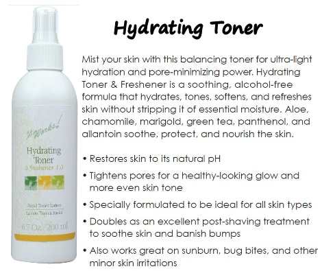 Mist your skin with this balancing toner for ultra-light hydration and pore-minimizing power.     Become a Loyal Customer and Get it for only $30!Body Wraps, Ultralight Hydration, Poreminim Power, Ultra Lights Hydration, Pores Minimal Power, Balance Toner, Loyal Custom