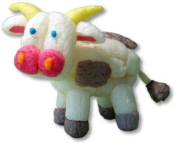 Appeltjes en Peren likes: Playmais Cow