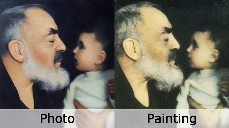 The team of professional artists based in Sydney will transform your baby photo into beautiful oil painting.