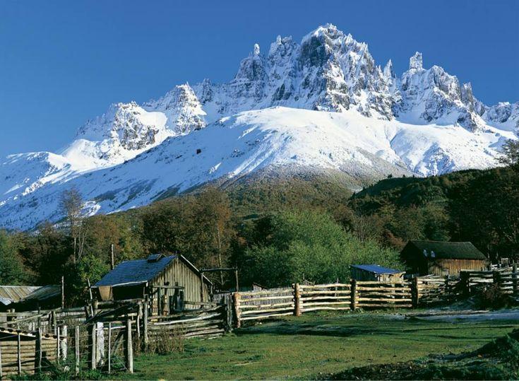 Cerro Castillo, Región de Aysen