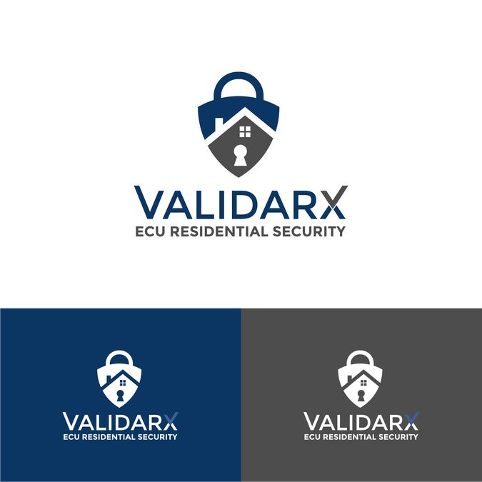 Design a logo for sophisticated home security company by U D I N