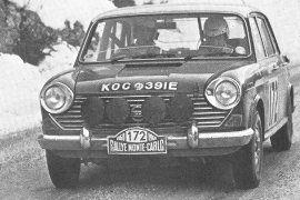 BMC Austin 1800 Rally
