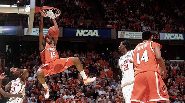 Syracuse's Carmelo Anthony: The Sneakers Worn for the 15 Best Performances in Syracuse Basketball History
