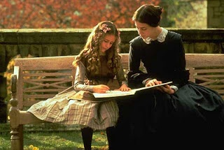 The most attractive point to me for this movie is the strong character Jane Eyre endowed, she is not beautiful, not lovely, even not liked by most mans at the first glance once saw her, but after a long time get along with, you will find many shinning points from her,  she is strong in will although she is slim in figure, she is kindly to weak although she looks so cool, she is a hard learner whenever she have time and thus her a a wide scope of knowledge~book is really worth reading!!