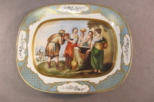 Hass Czjzek Schlaggenwald Porcelain Tray as 4308 | eBay
