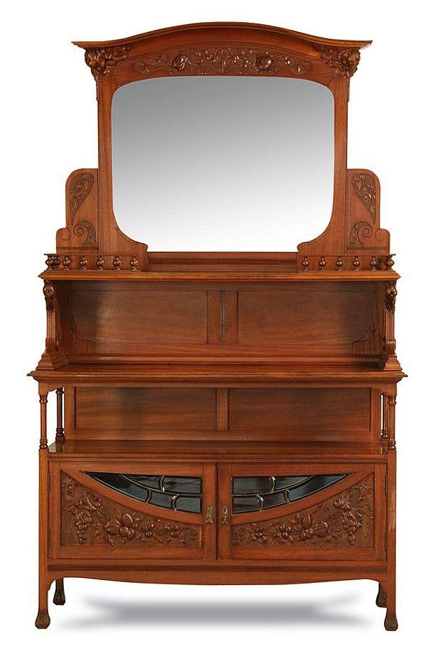 450 Best Art Nouveau Furniture Images On Pinterest Art