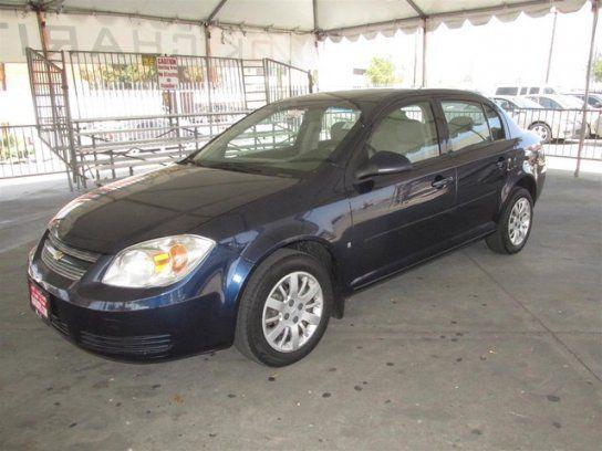 Sedan, 2009 Chevrolet Cobalt LT Sedan with 4 Door in Gardena, CA (90248)