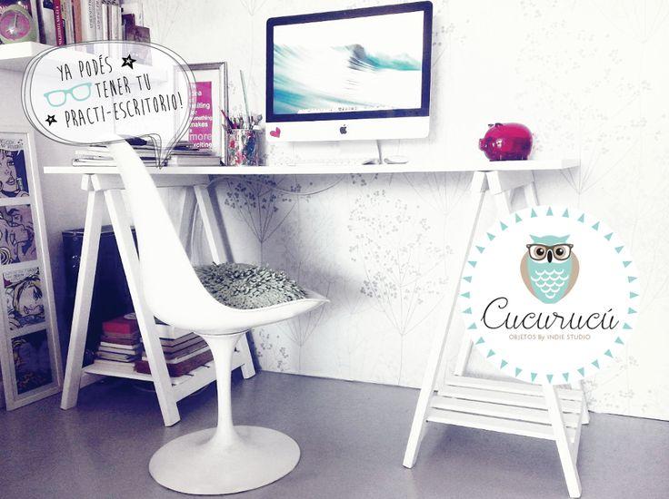 need a cool desk to work? indiestu.com