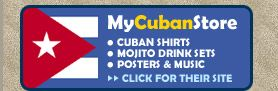 Cuban recipes and where to get some Cuban items
