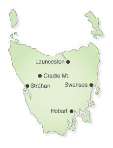 Tasmania lodging