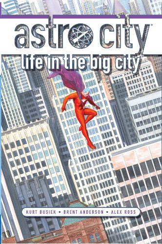 Astro City: Life in the Big City (Kurt Busiek et. al) / PN6728.A79 B771 2011 / http://catalog.wrlc.org/cgi-bin/Pwebrecon.cgi?BBID=12930711