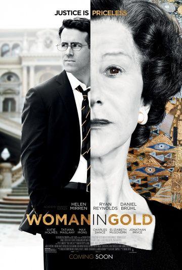 Женщина в золотом (Woman in Gold)