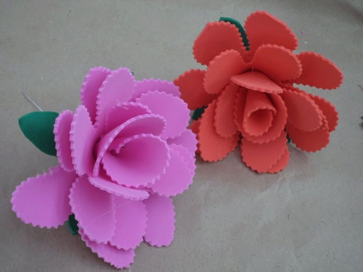 Flor de EVA Rápida
