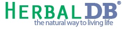 http://www.herbaldb.com/  - Herbal DB - The Natural Way of Living Life