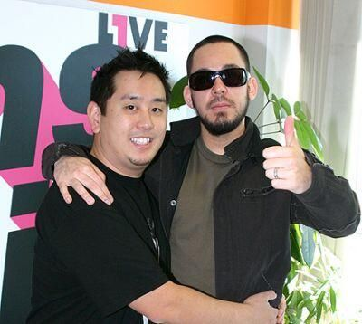 LinkinPark/ Happy birthday joe hahn