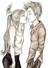 Resultado de imagen para dibujos tumblr de parejas