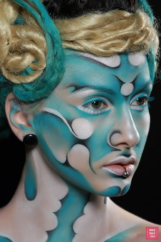 462 best images about BEAUTY // CREATIVE PERFORMANCE MAKE-UP ...