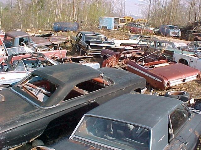 Old Car Junk Yards In Nebraska