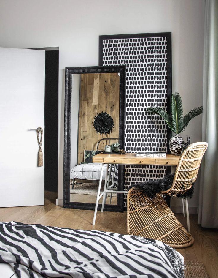 Modern Bohemian Bedroom Reveal modernbohemianbedrooms