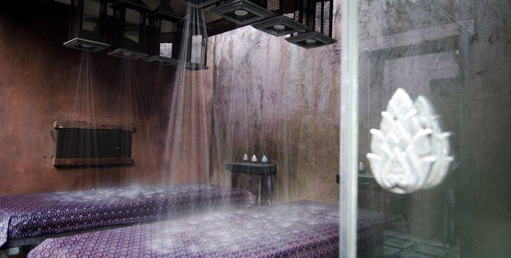 Anantara Spa, Anantara Bophut Resort & Spa, Bophut, Koh Samui, Thailand.