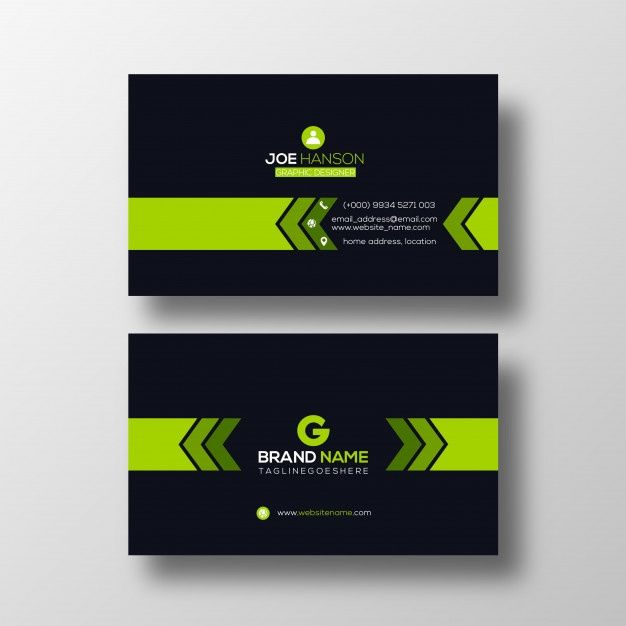 Professional Business Card Template Business Card Mock Up Professional Business Cards Templates Business Card Design