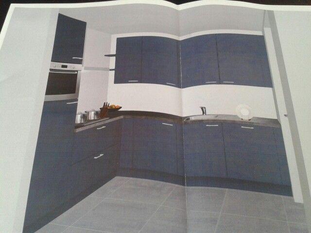 Keuken 3d