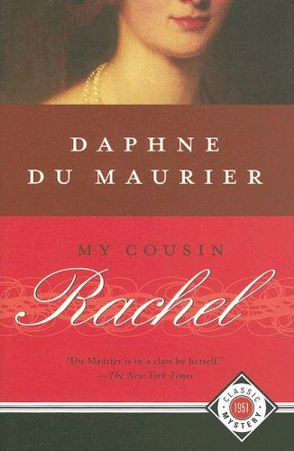 another classic, Gothic, soul fulfilling novel of Daphne du Maurier :)