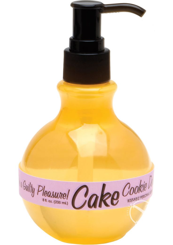 Buy Cake Cookie Dough Kissable Personal Lubricant 8 Ounce online cheap. SALE! $11.99