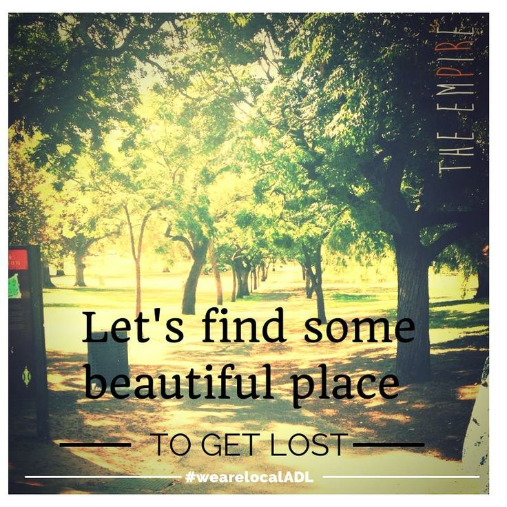 Do you have any secret places around #adelaide that we might not know about?   #wearelocalADL #empirepr #southaustralia