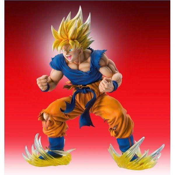 www.biginjap.com: Dragon Ball Kai - Super Saiyajin Son Goku (reissue...